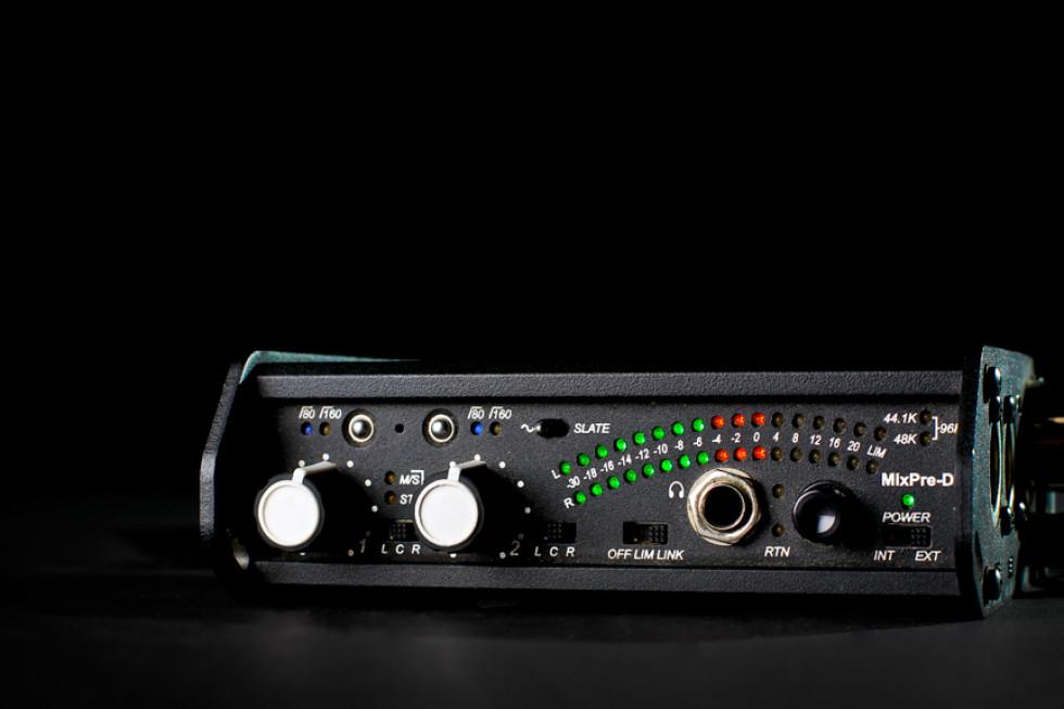 Sound Devices MixPre-D Review