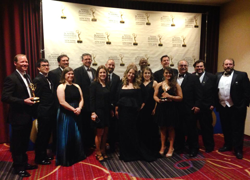 Newsday wins 3 NY Emmy Awards
